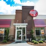 huddle house exterior franchise