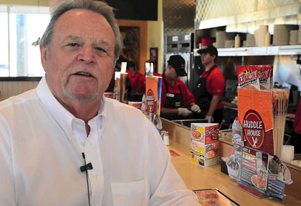 Huddle House Franchisee Mike Millican