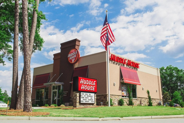 HuddleHouse-building design franchise