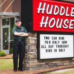 Huddle House Franchisee Barry Robinson