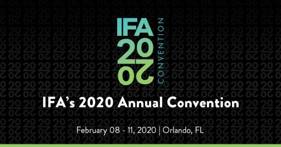 IFA 2020 Convention
