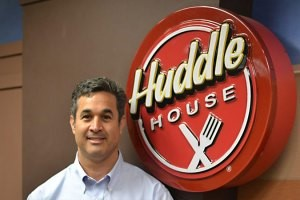 Huddle House Chief Development Officer Jonathan Benjamin