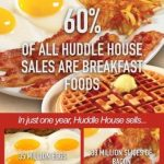Huddle House Facts