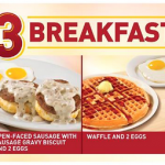 Huddle House Breakfast deals