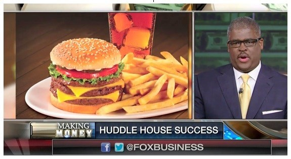 Huddle House featured on FOX Business